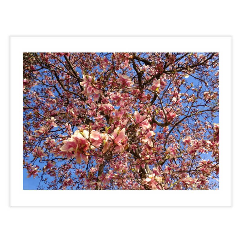 Spring Tree Home Fine Art Print by Katie Schutte Art