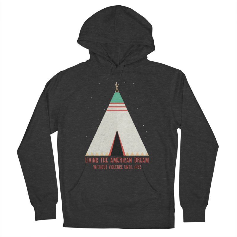 The American Nightmare Women's Pullover Hoody by KEIN DESIGN