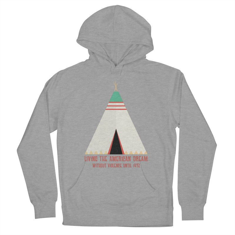 The American Nightmare Men's Pullover Hoody by KEIN DESIGN