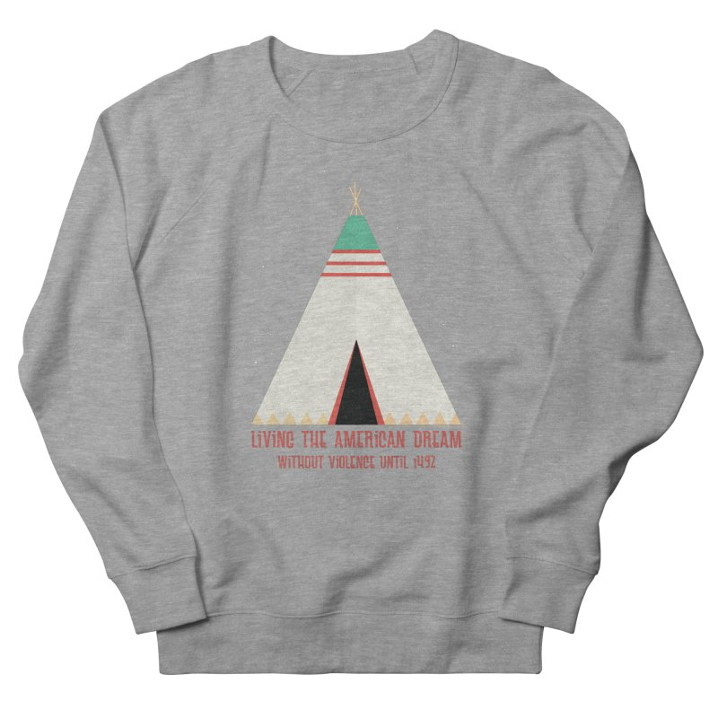The American Nightmare Men's Sweatshirt by KEIN DESIGN