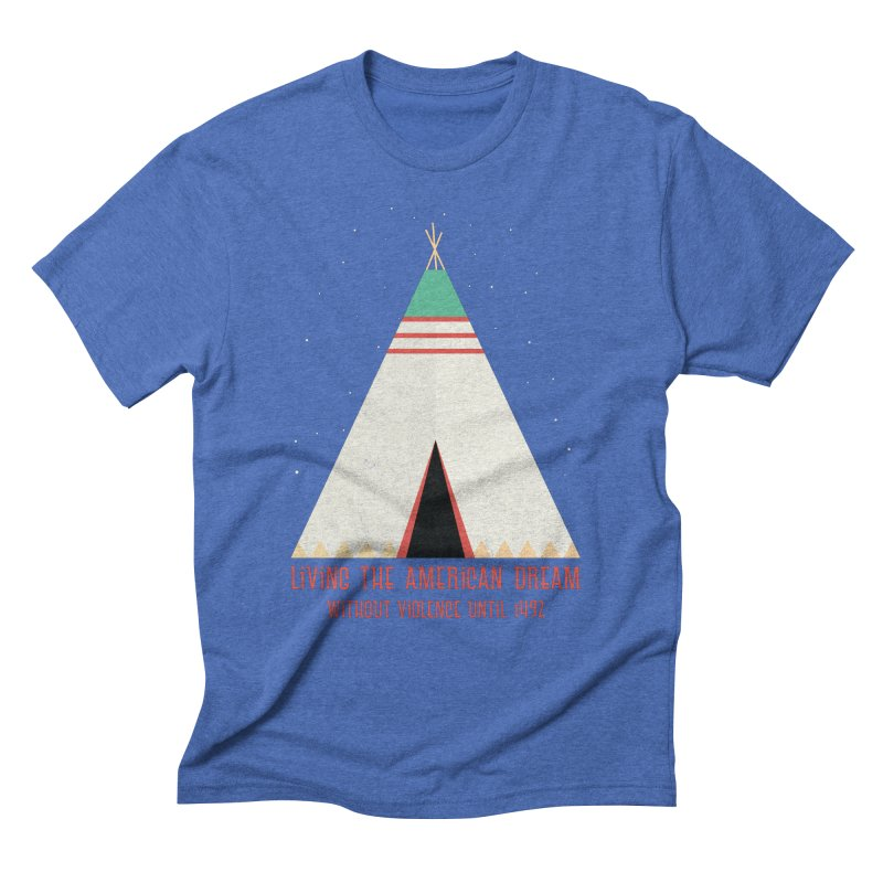 The American Nightmare Men's Triblend T-shirt by KEIN DESIGN