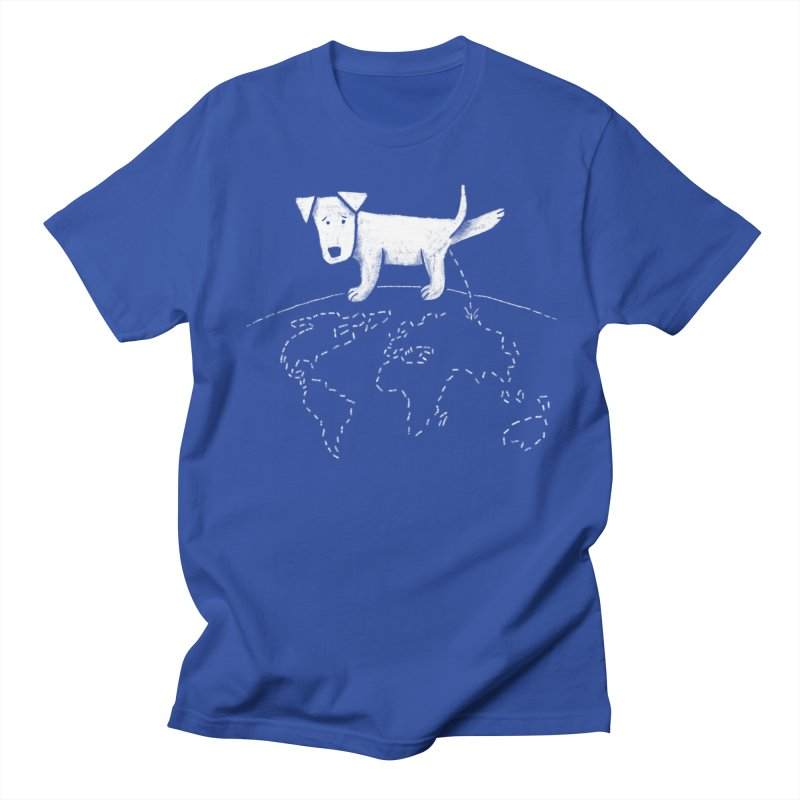 Geograpee Men's T-Shirt by KEIN DESIGN