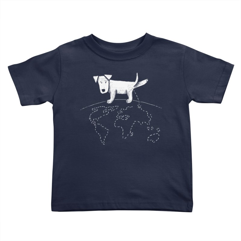 Geograpee Kids Toddler T-Shirt by KEIN DESIGN