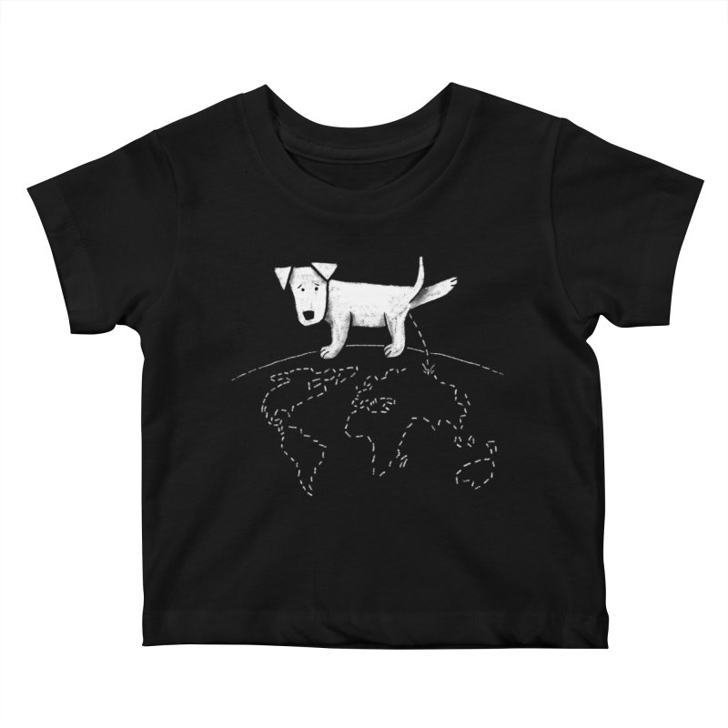 Geograpee Kids Baby T-Shirt by KEIN DESIGN
