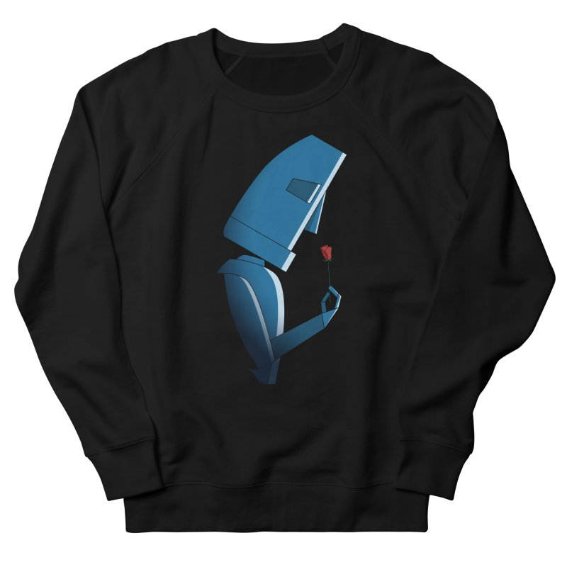 Tender Robot Men's Sweatshirt by KEIN DESIGN