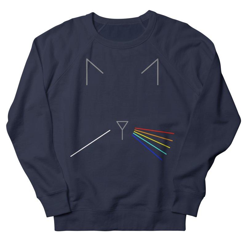 Dark Side of the Meow Women's Sweatshirt by KEIN DESIGN