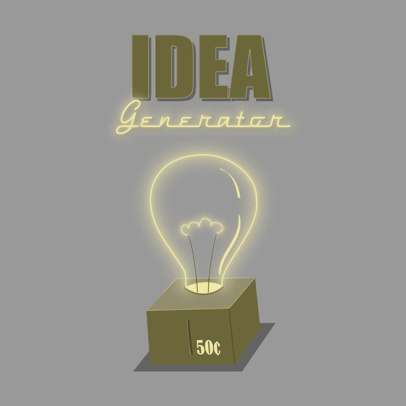 Idea Generator by KEIN DESIGN