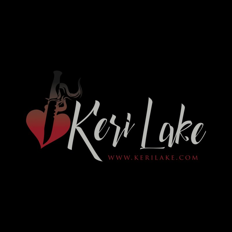 Keri Lake Logo - Gray by Keri Lake Author Shop