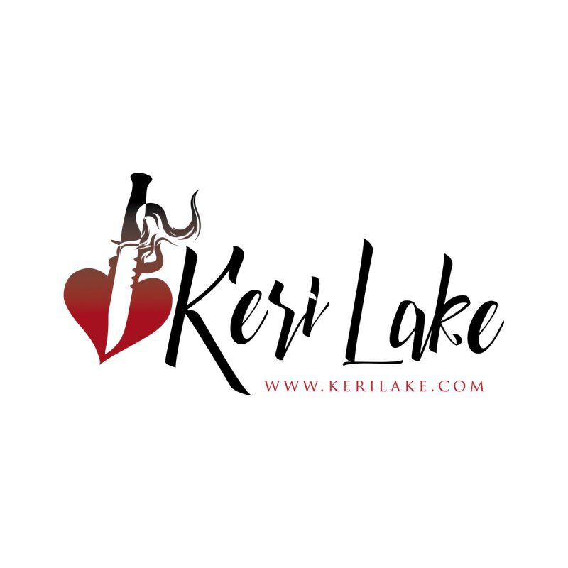 Keri Lake Logo - Black by Keri Lake Author Shop