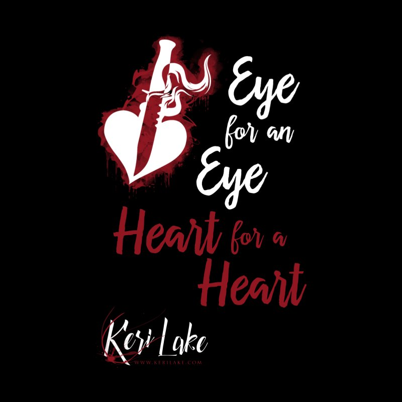 Eye For An Eye Women's Tank by Keri Lake Author Shop