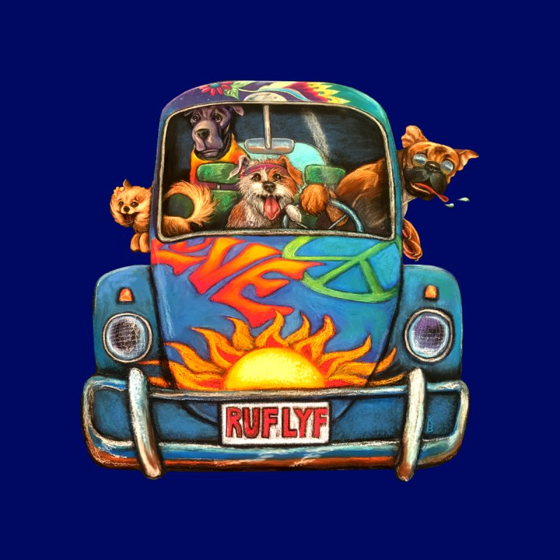 Ruf Lyf- Joyride by Kerian's Art Shoppe