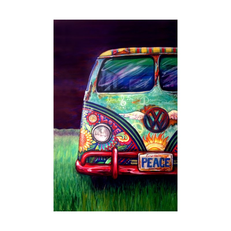 Peacemobile by Kerian's Art Shoppe