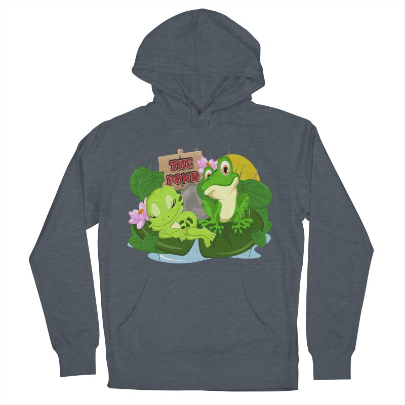 The Pond Official Logo by Kells Women's Pullover Hoody by Kerminator Official Merchandise