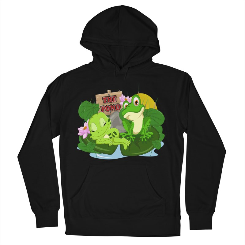The Pond Official Logo by Kells Men's Pullover Hoody by Kerminator Official Merchandise