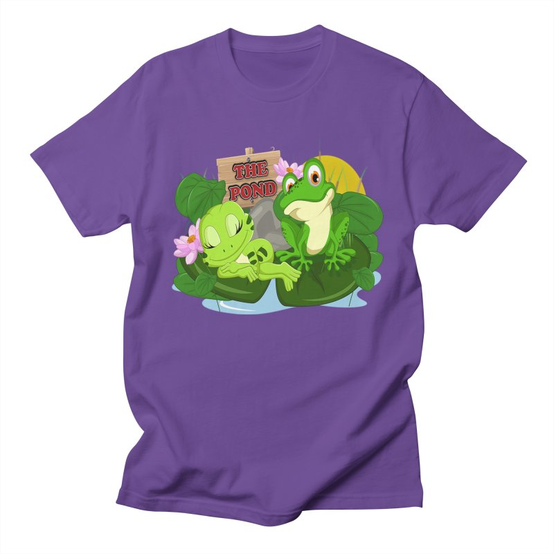 The Pond Official Logo by Kells Women's Unisex T-Shirt by Kerminator Official Merchandise