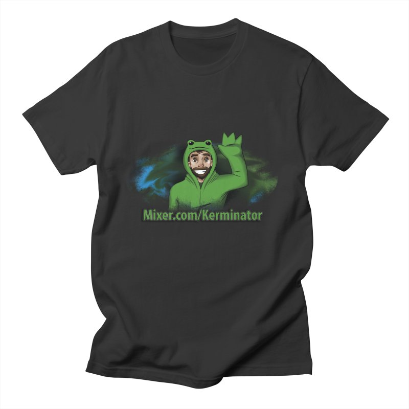 Kerminator Official Logo by Bee Men's T-Shirt by Kerminator Official Merchandise