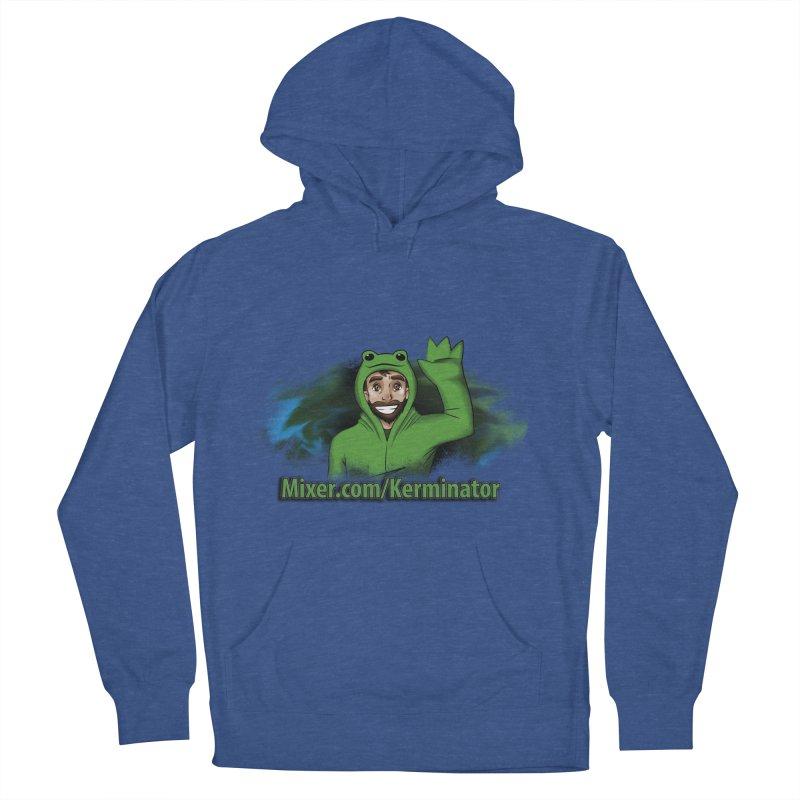 Kerminator Official Logo by Bee Women's Pullover Hoody by Kerminator Official Merchandise