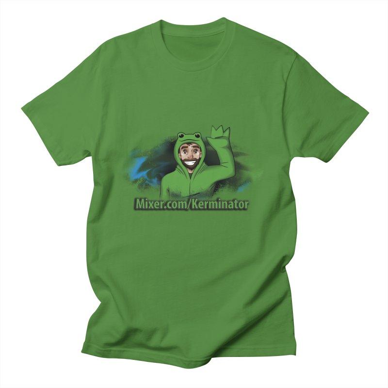 Kerminator Official Logo by Bee Women's Unisex T-Shirt by Kerminator Official Merchandise