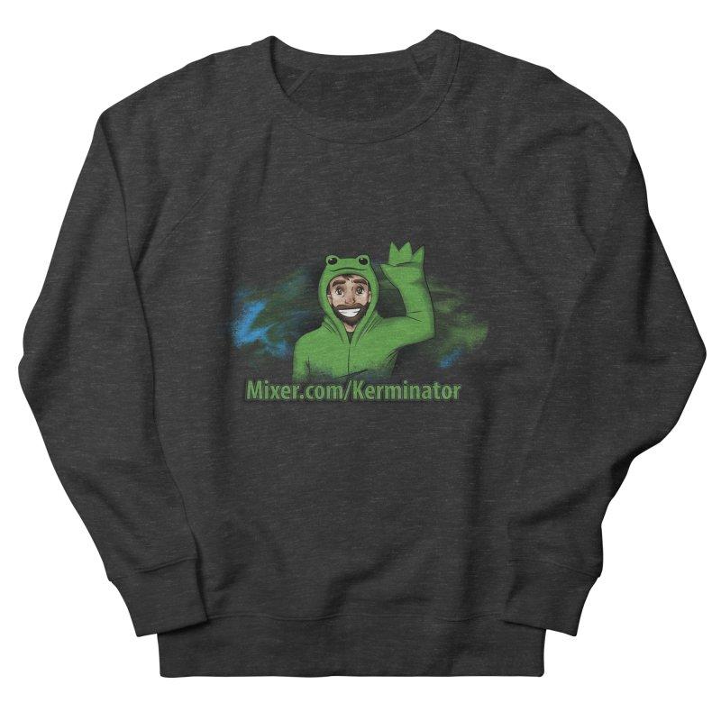 Kerminator Official Logo by Bee Men's Sweatshirt by Kerminator Official Merchandise