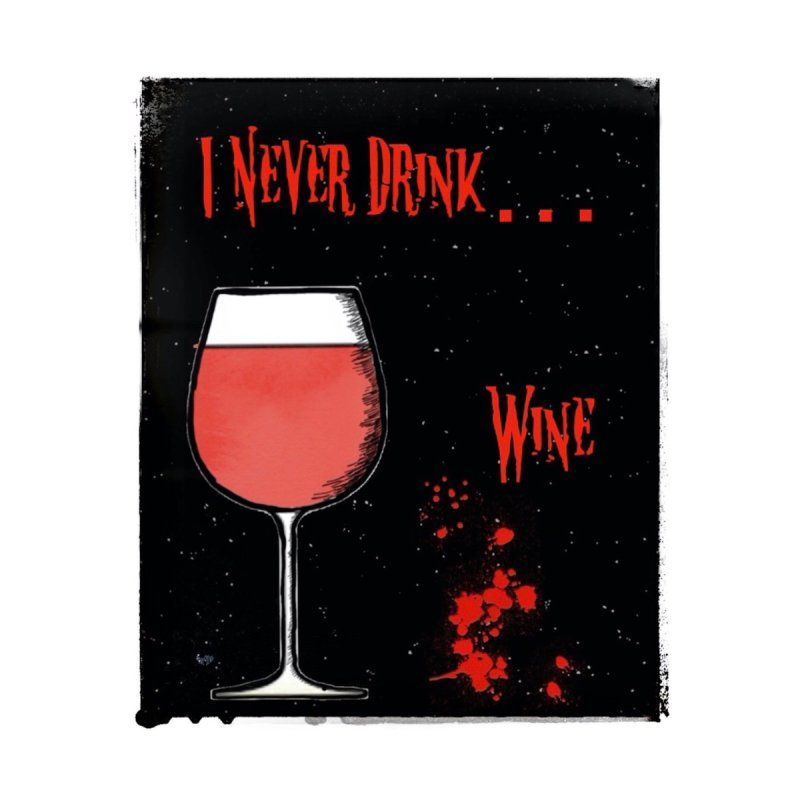 Wine2 Men's T-Shirt by KevinSlick's Artist Shop