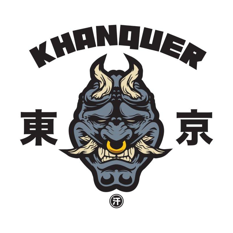 KHANQUER Tokyo Oni by KhanArt's Shop
