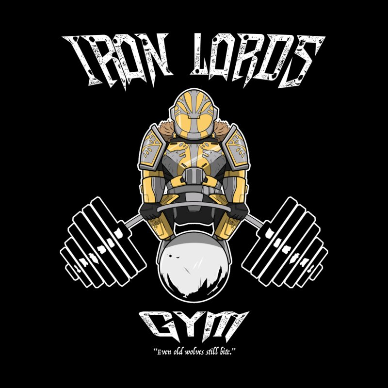 Iron Lords Gym by KhanArt's Shop