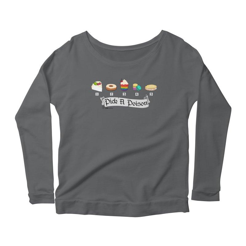 Pick a Poison Women's Longsleeve T-Shirt by KhoCreations' Artist Shop