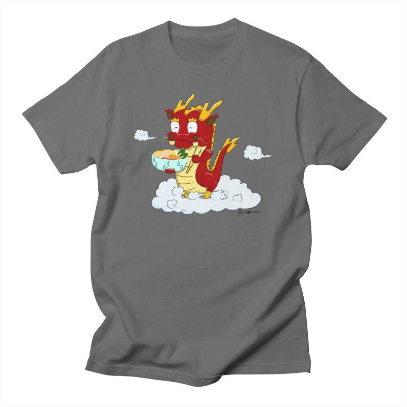 Noodle Dragon Men's T-Shirt by KhoCreations' Artist Shop
