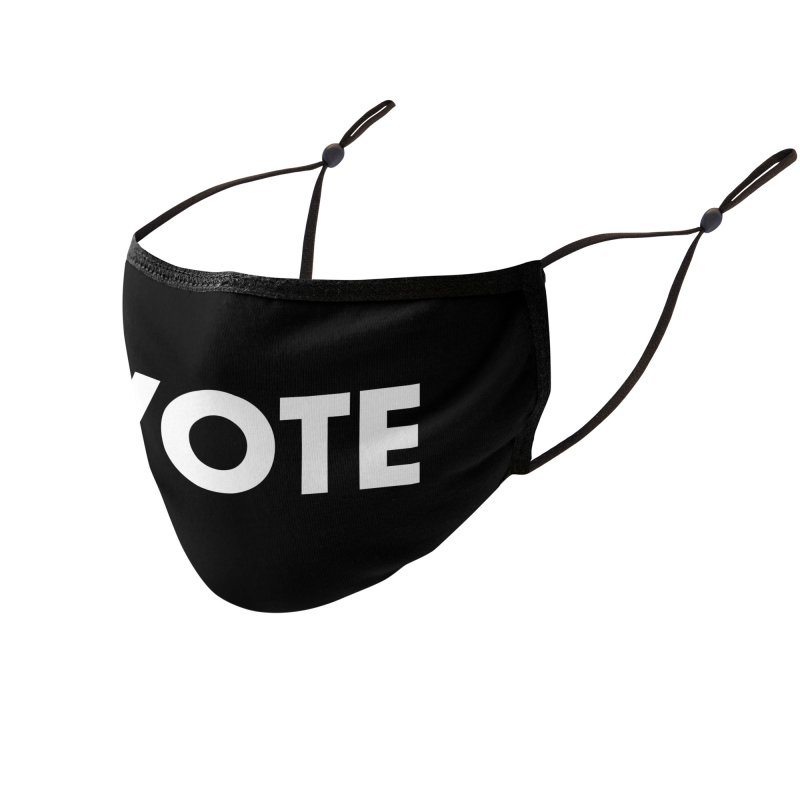 Vote! Accessories Face Mask by KidLogic Industries