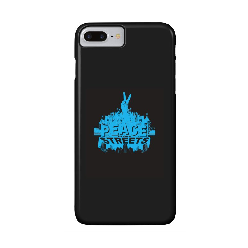P.I.O.S. Accessories Phone Case by Kid Radical