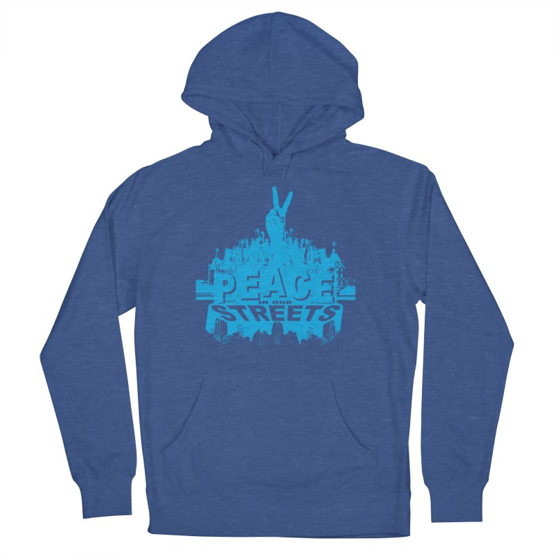 P.I.O.S. (Peace in Our Streets) Women's Pullover Hoody by Kid Radical