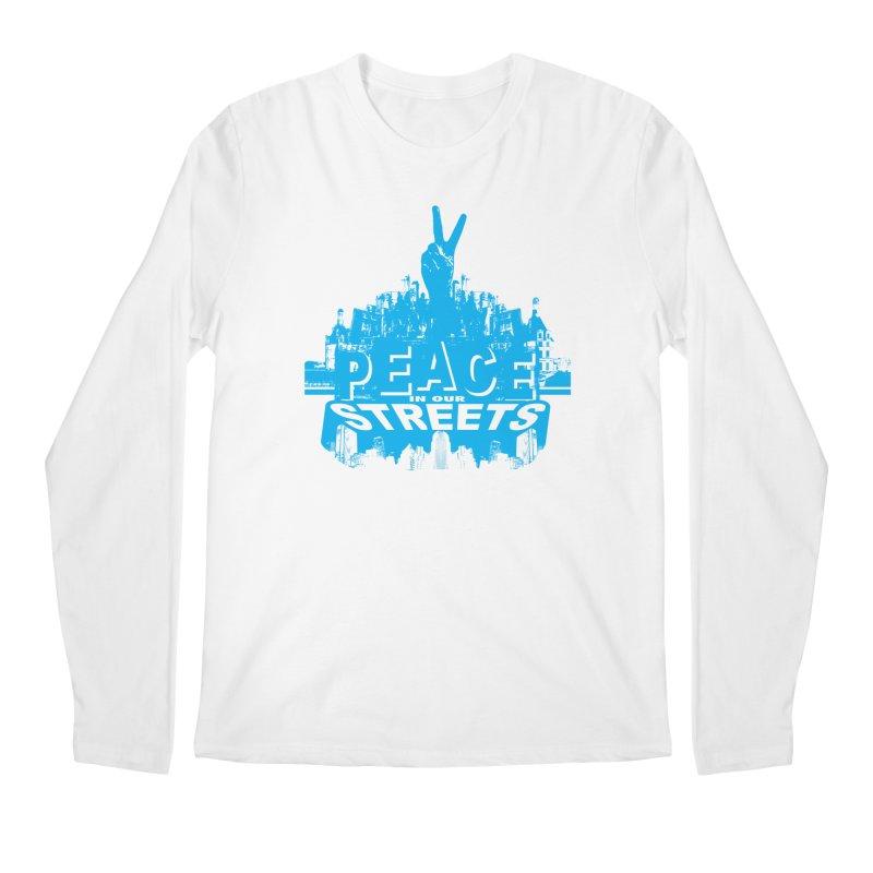 P.I.O.S. Men's Longsleeve T-Shirt by Kid Radical