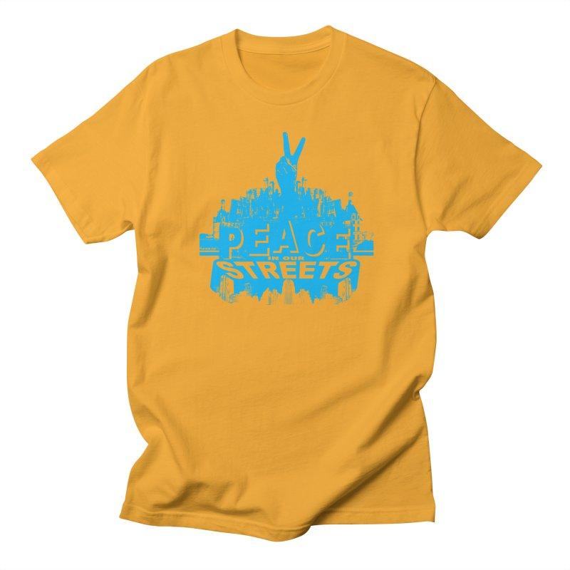 P.I.O.S. Men's T-shirt by Kid Radical