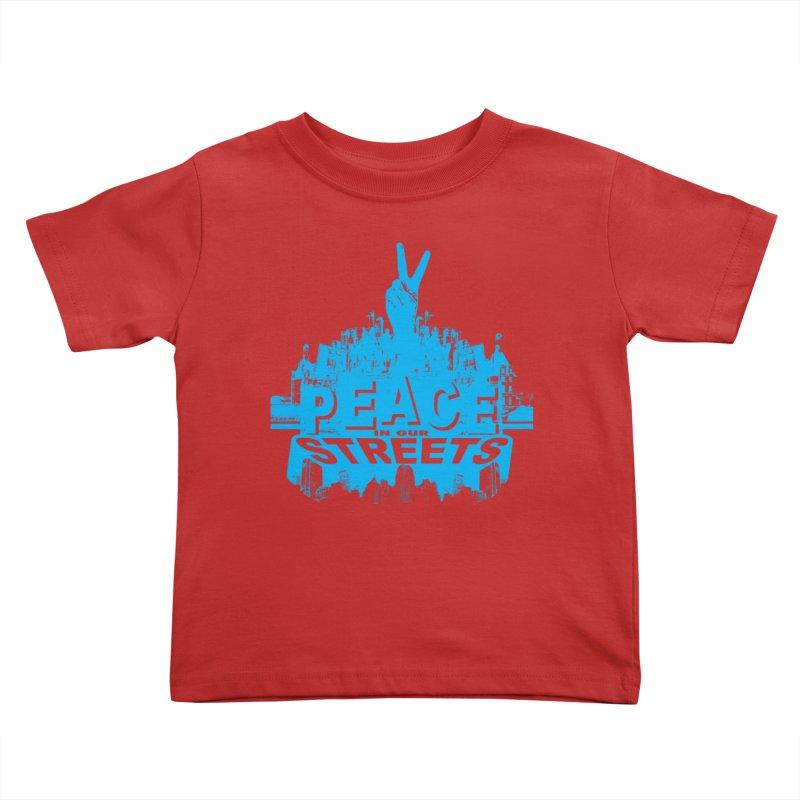 P.I.O.S. Kids Toddler T-Shirt by Kid Radical