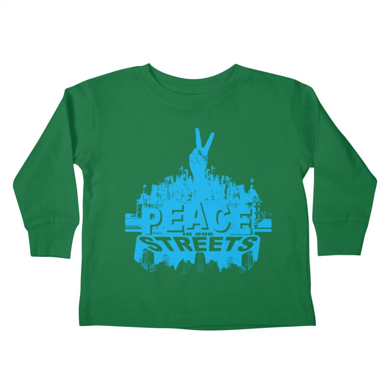 P.I.O.S. Kids Toddler Longsleeve T-Shirt by Kid Radical