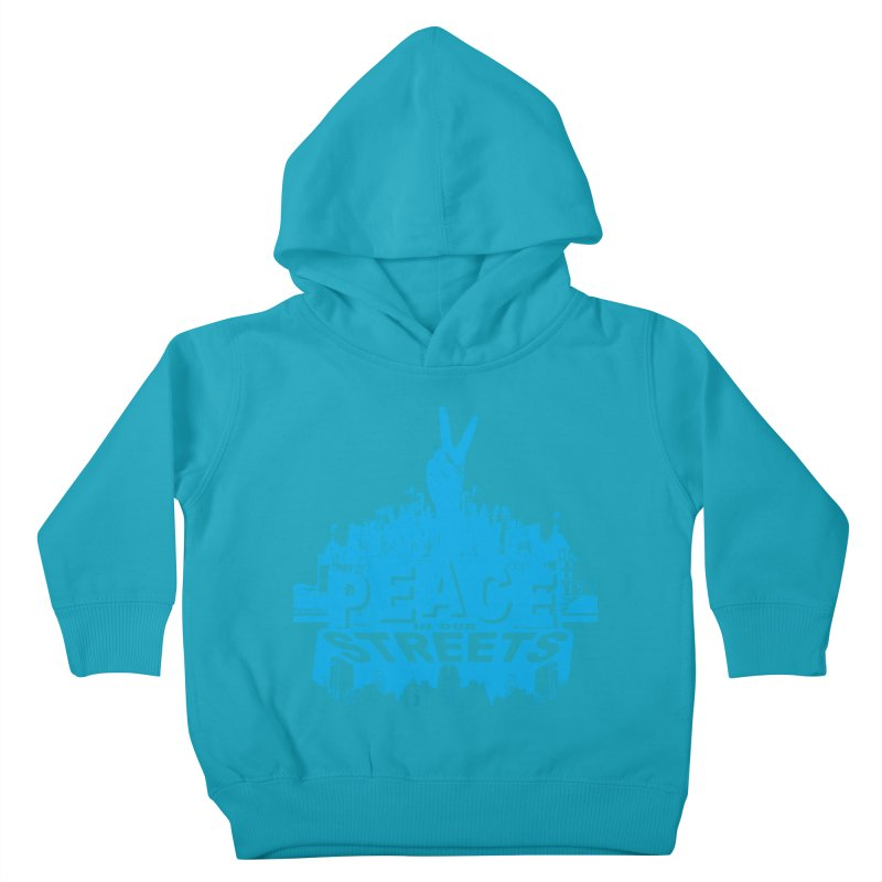 P.I.O.S. Kids Toddler Pullover Hoody by Kid Radical