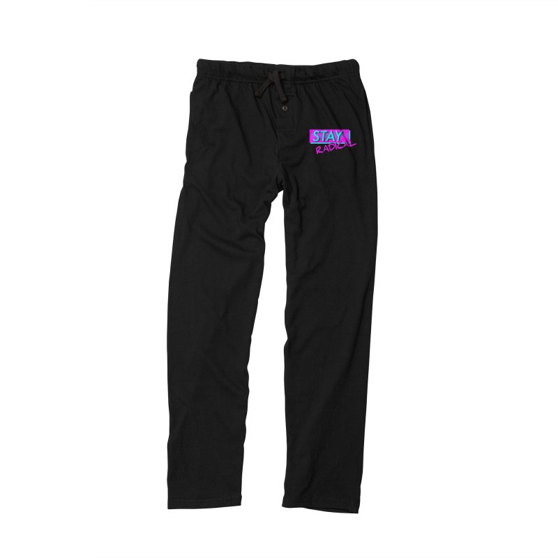 Stay Radical Men's Lounge Pants by Kid Radical