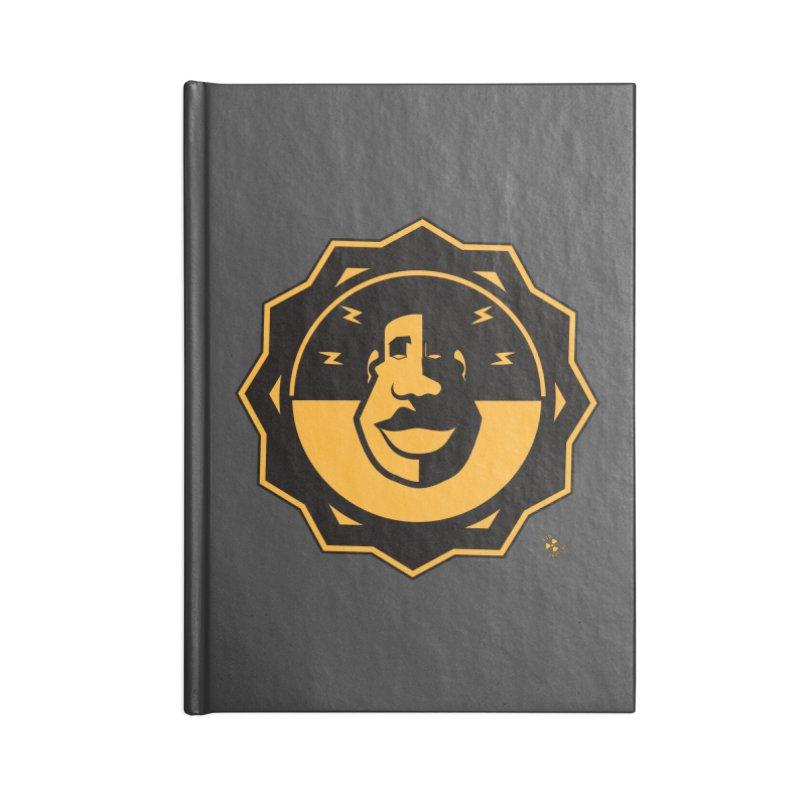 God Head in Blank Journal Notebook by Kid Radical