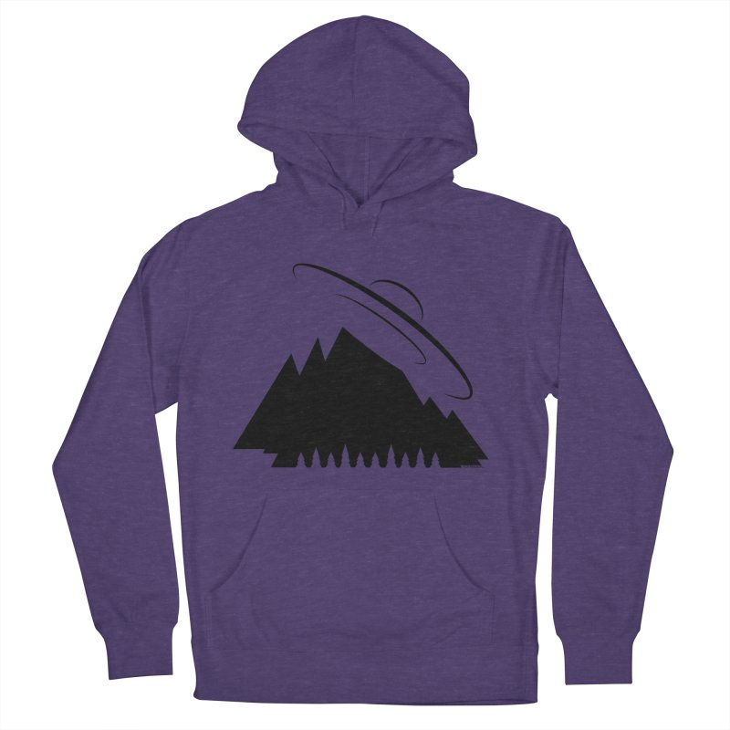 Out There Women's Pullover Hoody by Kid Radical