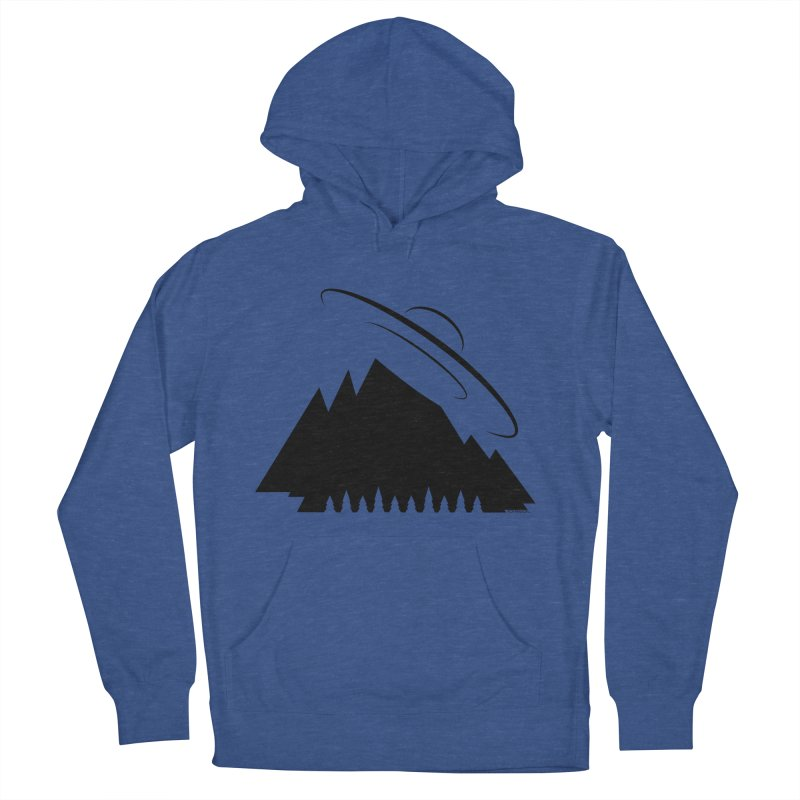 Out There Men's Pullover Hoody by Kid Radical
