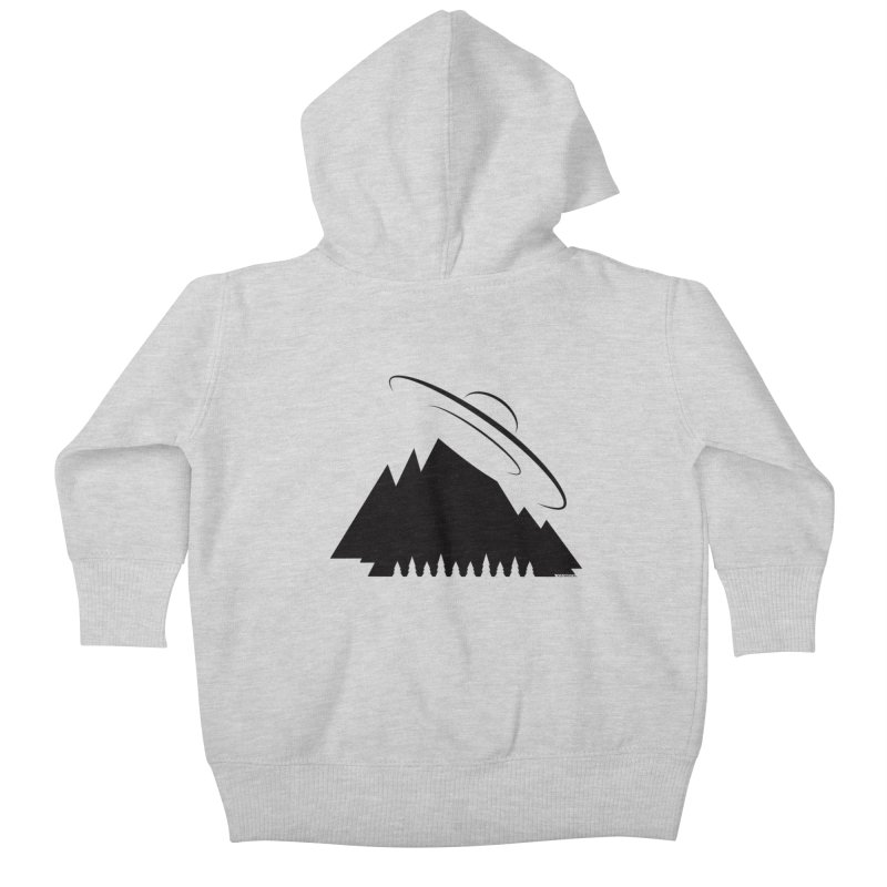 Out There Kids Baby Zip-Up Hoody by Kid Radical
