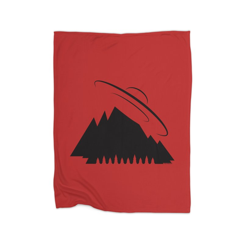 Out There Home Blanket by Kid Radical