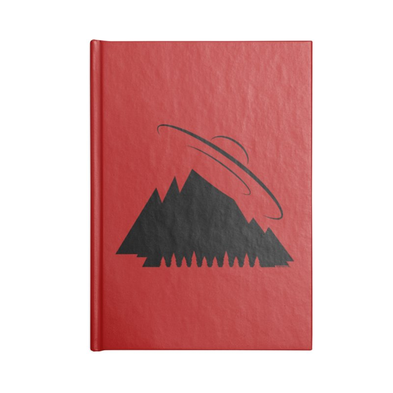Out There in Blank Journal Notebook by Kid Radical