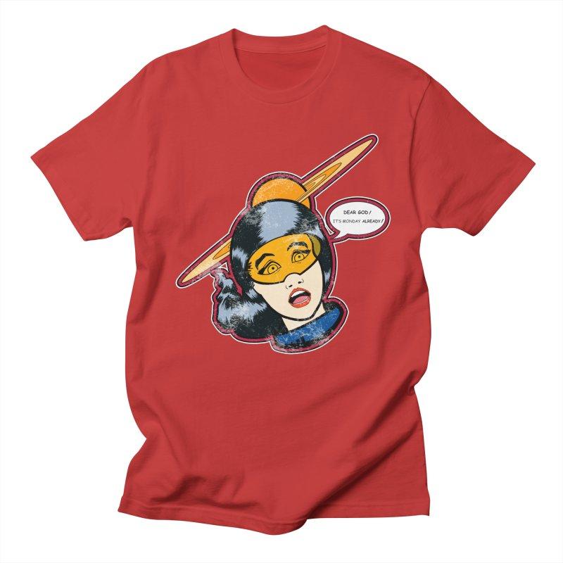 I Hate Mondays Men's T-shirt by Kid Radical