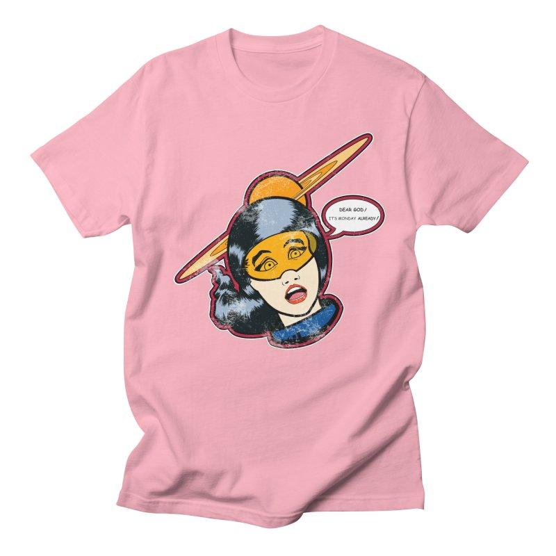 I Hate Mondays Women's Unisex T-Shirt by Kid Radical