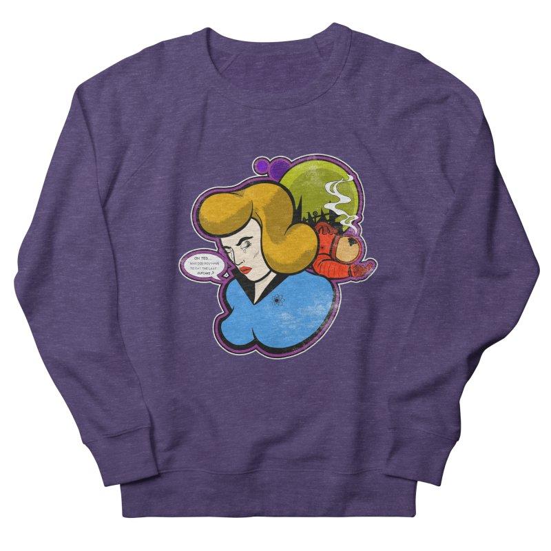F-U Betty! Women's Sweatshirt by Kid Radical