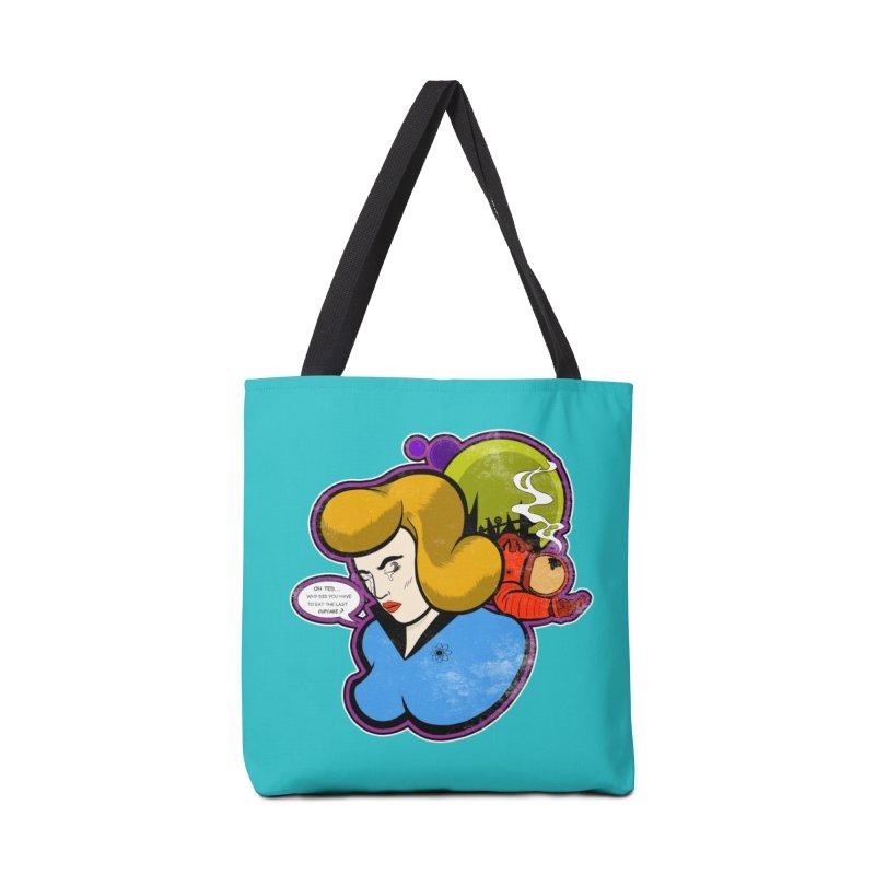 F-U Betty! Accessories Bag by Kid Radical