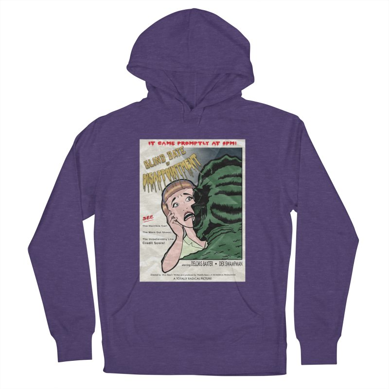 Oh, No He Didn't! Women's Pullover Hoody by Kid Radical