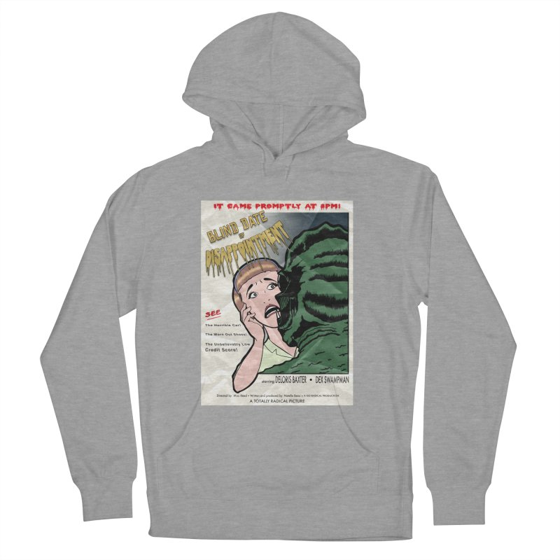 Oh, No He Didn't! Men's Pullover Hoody by Kid Radical