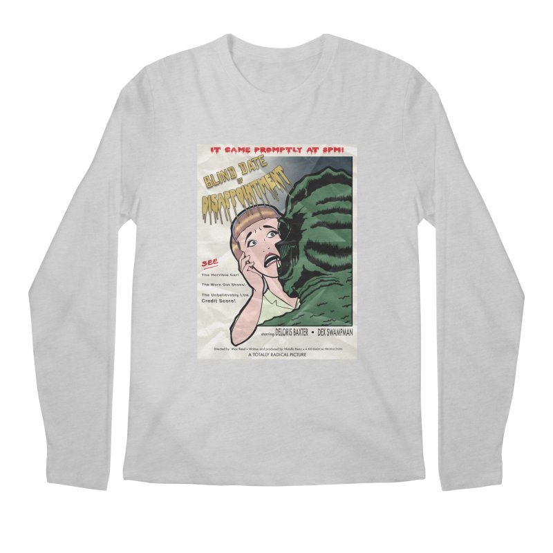 Oh, No He Didn't! Men's Longsleeve T-Shirt by Kid Radical